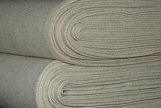 Textil - Látka bavlna / ľan - 10637179_