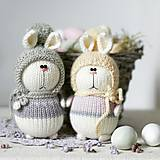 Hračky - Veľkonočné zajačiky - 10636393_