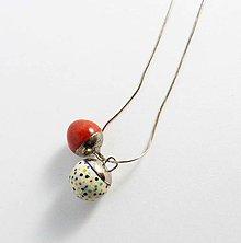 Náhrdelníky - Tana šperky - keramika/platina - 10638082_