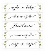 Tabuľky - Svadobná tabuľka na auto - špz 37 (Novomanželia) - 10638496_