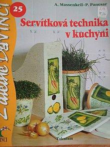 Knihy - Servítková technika v kuchyni - 10637323_