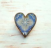 Odznaky/Brošne - brošňa ornamenty - 10638062_