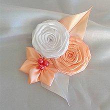 Pierka - Na svadbu - pierko pre ženícha - 10639164_