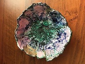 Nádoby - miska /keramika/ - 10640956_
