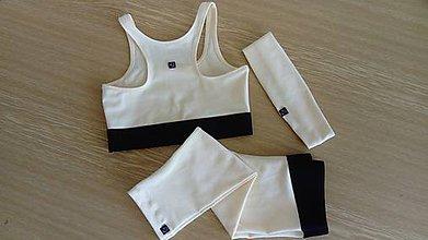 Nohavice - Dievčenská súprava - 10640254_
