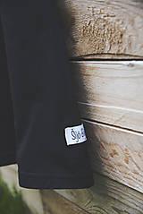 Detské oblečenie - PUPU šaty - mačičky (bio bavlna) - 10639295_
