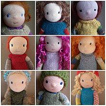 Kurzy - workshop výroby bábik - 10641318_