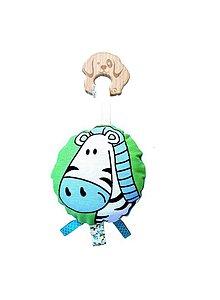 Hračky - Hryzátko zebra - 10638907_