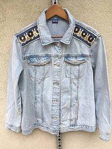 Kabáty - Jeansovka 1 - 10641146_