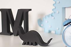 Detské doplnky - 3D Dino dekorácia - 10640418_