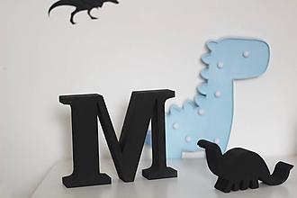 Detské doplnky - 3D Dino dekorácia - 10640420_