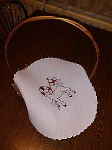 Úžitkový textil - Dečka do veľkonočného košíka - 10640507_
