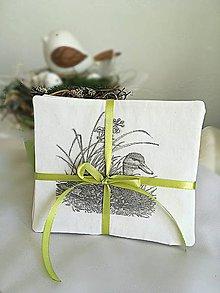 Úžitkový textil - Jarné prestieranie - 10644104_