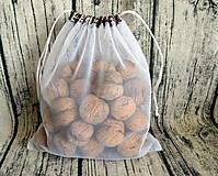 Nákupné tašky - Eko vrecko na nakupovanie malé - 10643894_