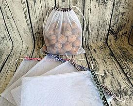 Nákupné tašky - Eko vrecko na nakupovanie malé - 10643892_