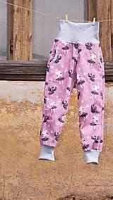 Detské oblečenie - Softshellky s baletkami - 10641938_
