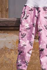 Detské oblečenie - Softshellky s baletkami - 10641940_