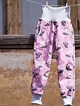 Detské oblečenie - Softshellky s baletkami - 10641942_