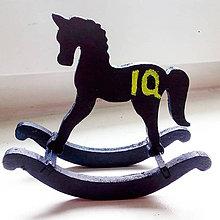 Dekorácie - IQ koníka? - 10643930_