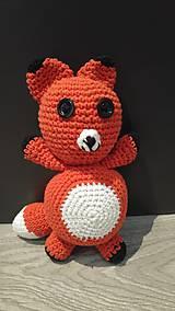 Hračky - Líška obecná - 10644421_