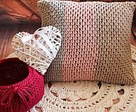 Úžitkový textil - Vankúš - 10643615_