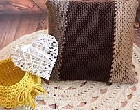 Úžitkový textil - Vankúš - 10643637_