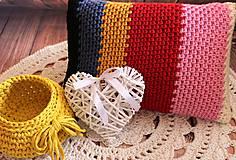 Úžitkový textil - Vankúš - 10643663_