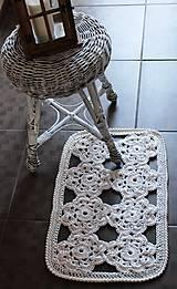 Úžitkový textil - Koberček - 10643699_