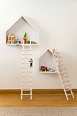 Nábytok - Domčeky a rebríky - 10644244_