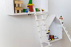 Nábytok - Domčeky a rebríky - 10644246_