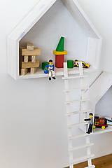 Nábytok - Domčeky a rebríky - 10644247_