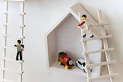 Nábytok - Domčeky a rebríky - 10644248_