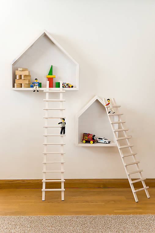 Domčeky a rebríky