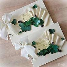 Papiernictvo - Svadobná réva - kniha hostí - 10643316_