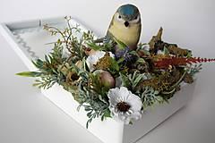 Dekorácie - Jarná dekorácia - 10642153_