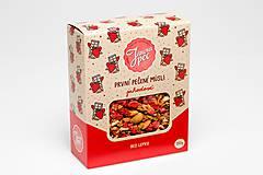 Potraviny - Jahodové pečené müsli - 10643005_