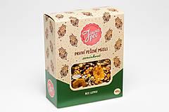 Potraviny - Semienkové pečené müsli - 10643040_