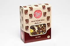 Potraviny - Kakaové pečené müsli - 10643048_