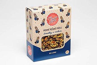 Potraviny - Slivkové müsli s makom - 10642999_