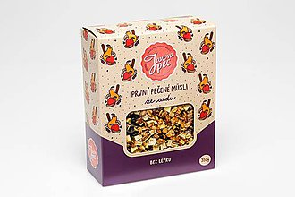 Potraviny - Zo sadu pečené müsli - 10643006_