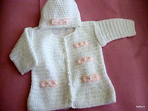 c271a21ca Detské oblečenie - Hackovana suprava - 10643004_