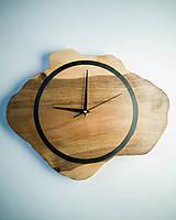 Hodiny - Drevené dekoračné hodiny - RAW 2 - 10642865_