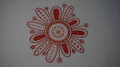 """Tričká - Tričko """"FOLKOTVARY"""" kvet 2 - 10642703_"""