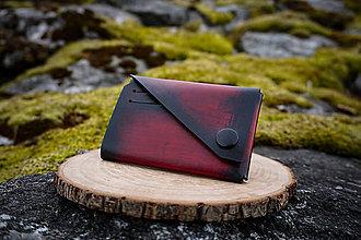 Peňaženky - Mini peňaženka - 10642128_
