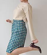 Tričká - Tričko béžovej farby - 10641777_