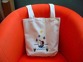 Nákupné tašky - Aeryn IV. - eko nákupná taška - 10643074_