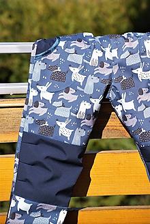Detské oblečenie - Letné softshellky - 10645933_