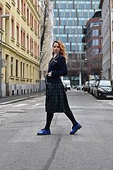 Sukne - skladaná sukňa