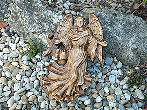 Dekorácie - Anjel I. - 10647005_