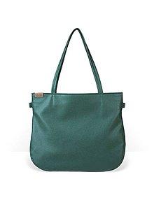 Veľké tašky - PACCO BAG zelená - 10645020_